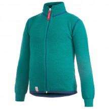 Woolpower - Kid's Full Zip Jacket 400 - Veste en laine