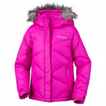 Columbia - Girl's Mini Lay D Down Puffer - Untuvatakki