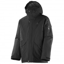Salomon - Kid's Whiteseason Parka - Laskettelutakki