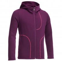 Icebreaker - Kid's Camper LS Zip Hood - Wool jacket