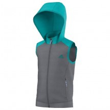 Adidas - Girls Funtime Vest - Fleecebodywarmer