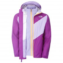 The North Face - Girl's Anura Rain Triclimate Jacket