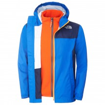 The North Face - Boy's Kikori Rain Triclimate Jacket