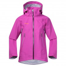Bergans - Ervik Youth Girl Jacket - Hardshelljack