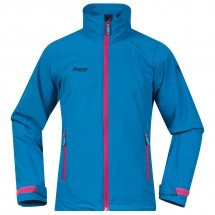 Bergans - Kleivi Youth Girl Jacket - Softshelljack