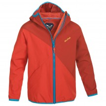 Salewa - Kid's Jumbo Love SW Jacket - Veste softshell