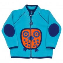 Ej Sikke Lej - Kid's Owl Fleece Jacket - Veste polaire
