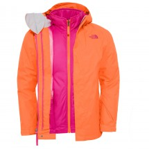 The North Face - Girl's Kira Triclimate Jacket - Dubbel jack