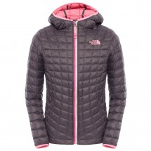 The North Face - Girl's Thermoball Hoodie - Kunstfaserjacke