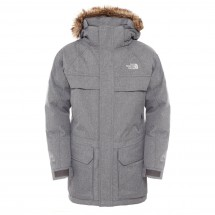 The North Face - Boy's Mcmurdo Down Parka - Donzen jack