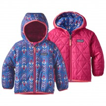 Patagonia - Baby Reversible Puff-Ball Jacket