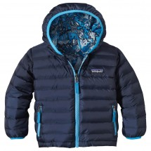 Patagonia - Baby Reversible Downsweater Hoody - Down jacket