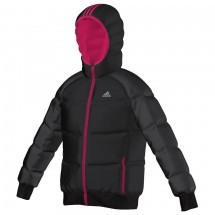 Adidas - Girl's Padded Jacket - Winter jacket