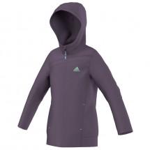 Adidas - Girl's Teddy Fleece - Veste polaire