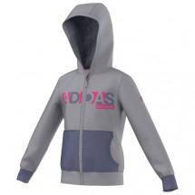 adidas - Girl's Lazy Hoody - Fleecejack
