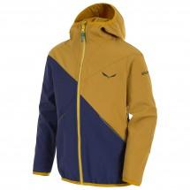 Salewa - Kd's Fanes Stormwall Jacket - Softshell jacket