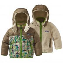 Patagonia - Baby Reversible Tribbles Hoody - Winterjacke
