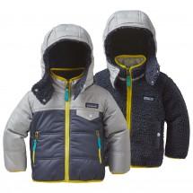 Patagonia - Baby Reversible Tribbles Hoody - Winter jacket