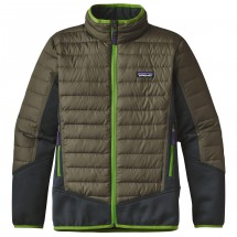 Patagonia - Boys' Down Hybrid Jacket - Daunenjacke