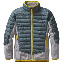 Patagonia - Boys' Down Hybrid Jacket - Down jacket