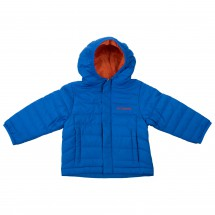 Columbia - Kid's Powder Lite Puffer Storm - Synthetisch jack
