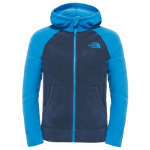 The North Face - Boy's Glacier Full Zip Hoodie - Fleecejack