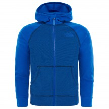 The North Face - Boy's Glacier Full Zip Hoodie - Fleecejacke