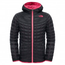 The North Face - Girl's Reversible Thermoball Hoodie