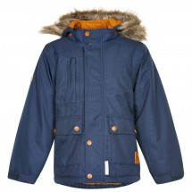 Minymo - Boy's Gam 18 Snow Jacket Herringbone - Winter jacke
