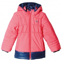 adidas - Little Girl's Padded Jacket - Winter jacket