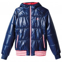 adidas - Youth Girls Padded Jacket - Winter jacket