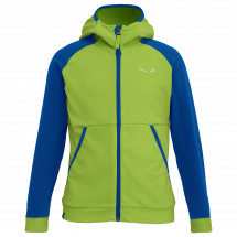Salewa - Kid's Puez Biki Polarlite Full-Zip Hoody - Fleecejakke
