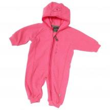 Isbjörn - Lynx Microfleece Baby Jumpsuit - Overall