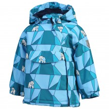 Color Kids - Kid's Raidoni Mini Padded Jacket AOP - Talvitakki