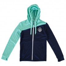Mons Royale - Kid's Groms Hoody - Wollen jack