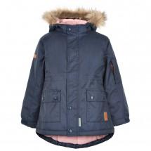 Minymo - Kid's Le 71 Snow Jacket Herringbone - Winter jacket