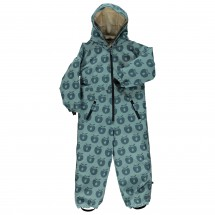 Smafolk - Kid's Wintersuit with Zipper and Apples - Overall