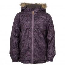 Minymo - Kid's Snow Jacket Herringbone All over Print - Vinterjakke