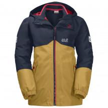 Jack Wolfskin - Boy's Iceland 3in1 Jacket - Dubbel jack