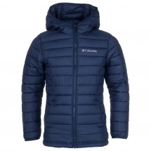 Columbia - Boys Powder Lite Hooded Jacket - Synthetic jacket