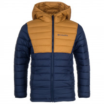 Columbia - Boys Powder Lite Hooded Jacket - Synthetisch jack