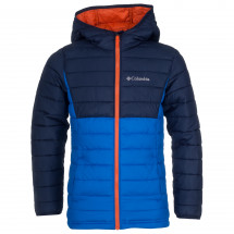 Columbia - Boys Powder Lite Hooded Jacket - Synthetic jacket