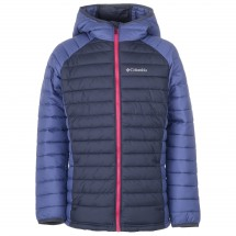 Columbia - Girls Powder Lite Hooded Jacket - Synthetisch jack