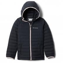 Columbia - Girls Powder Lite Hooded Jacket - Synthetic jacket