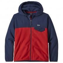 Patagonia - Boys Micro D Snap-T Jacket - Fleece jacket