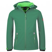 Trollkids - Kid's Trollfjord Jacket - Softshell jacket