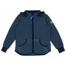 Finkid - Tonttu Striped Pixie Hood - Fleece jacket