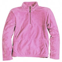 The North Face - Girl's Mossbud 1/4 Zip - Fleece