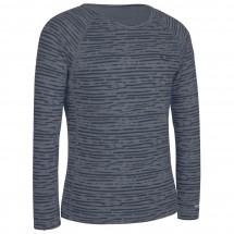 Icebreaker - Bodyfit 200 Boys LS Crewe Print Primal Stripe