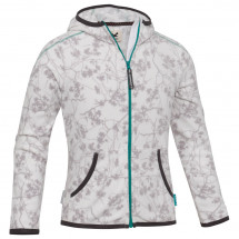Salewa - Girl's Vesuvian Print Jacket - Fleecejacke